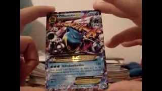 ¡apertura de un sobre de pokemon X/Y!