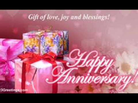 Anniversary wishes for you youtube