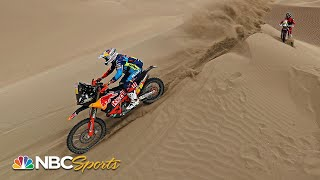 Dakar Rally 2020: Stage 6 highlights | Motorsports on NBC