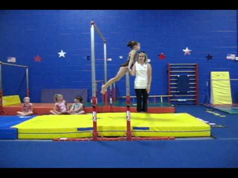 Shay Bree Cali gymnastics