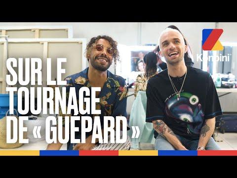 Youtube: Squeezie x Nemir – Sur le tournage du clip de«Guépard» | Konbini