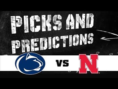 Penn State vs Nebraska : Picks and Predictions