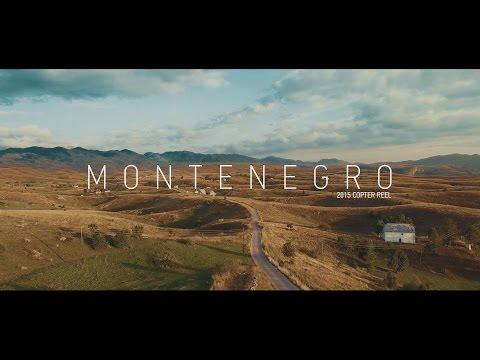 Montenegro - Aerial Reel