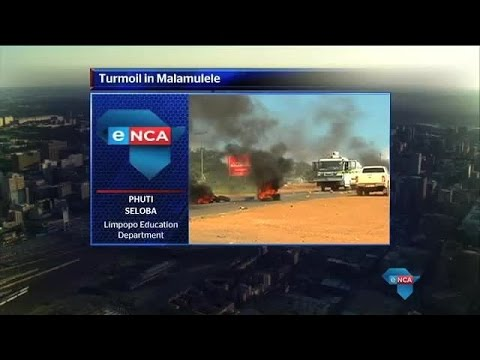 Turmoil in Malamulele