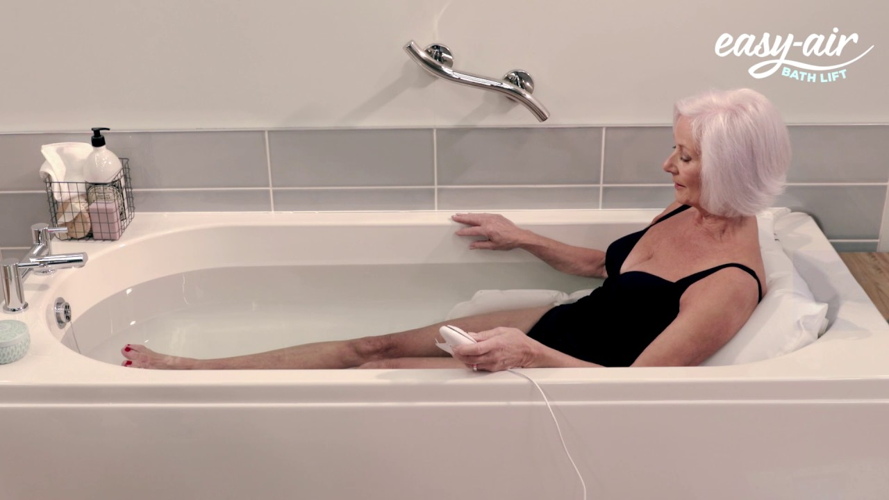 Easy Air Bath Lift Youtube