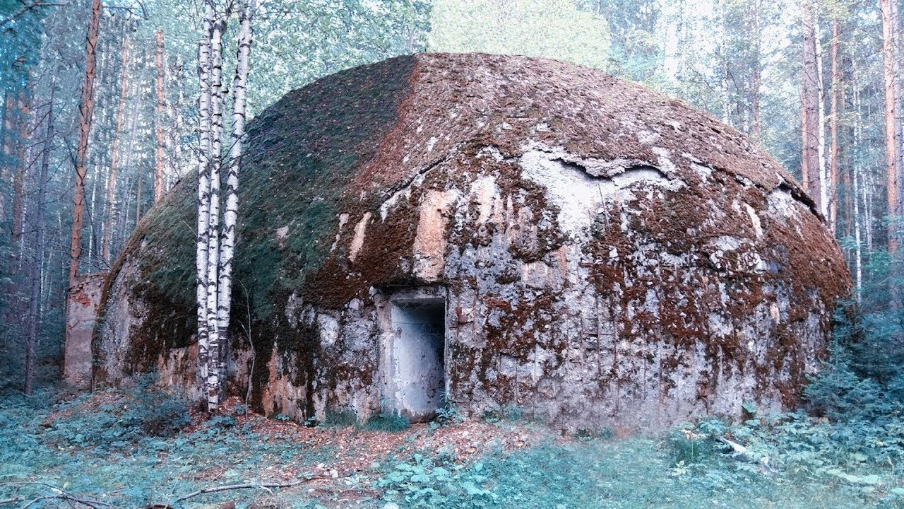 12 Most Mysterious Abandoned Objects And Places