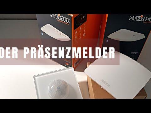 Steinel True Presence Multisensor Vs. Standard Präsenzmelder| David Vs Goliath| KNX| Smarthome_Life