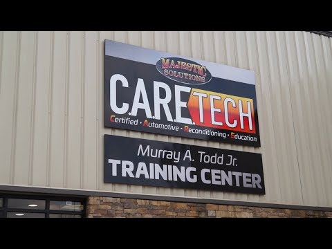CARE TECH Auto Detailing Training in Raleigh NC