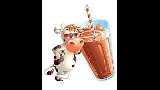 Молочный шоколадный коктейль - Контроль качества!
