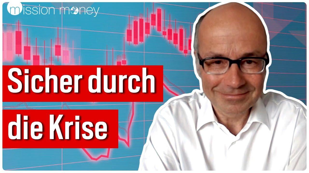 Andreas Beck: Wer Krisen fürchtet, hat nichts verstanden // Mission Money