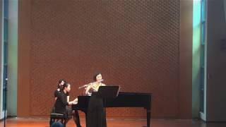 YuChun Hu : Dance for Mosa, Yunghan Li - Flute, Szuling Wu - Piano