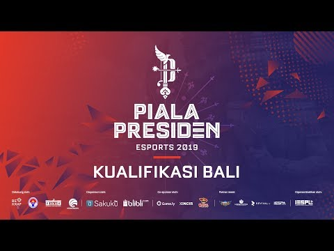 PIALA PRESIDEN ESPORTS 2019 - FINAL KUALIFIKASI REGIONAL BALI thumbnail