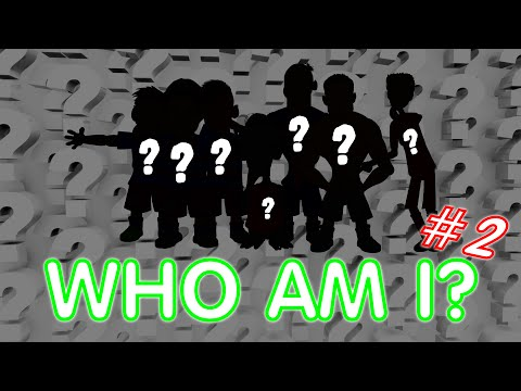 WHO AM I? Episode 2 (Guess the Footballer Quiz Cartoon)