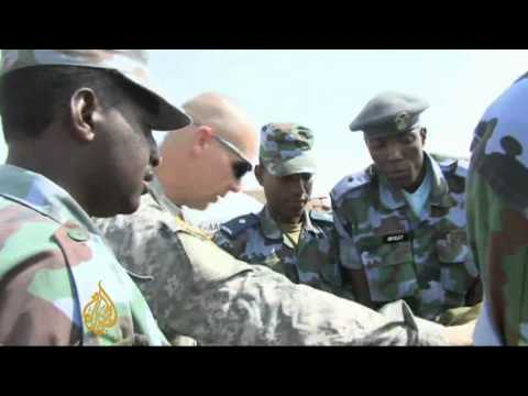 US troops aid Uganda in hunt for LRA's Joseph Kony
