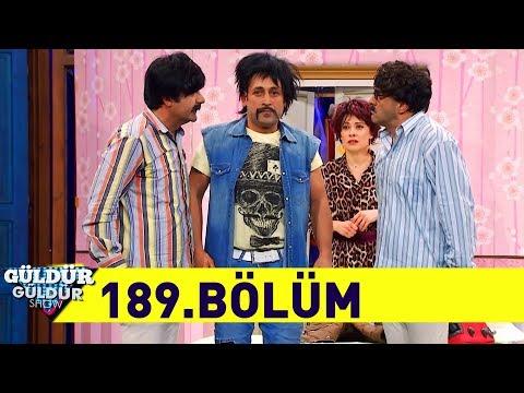 Güldür Güldür Show 189.Bölüm (Tek Parça  HD)