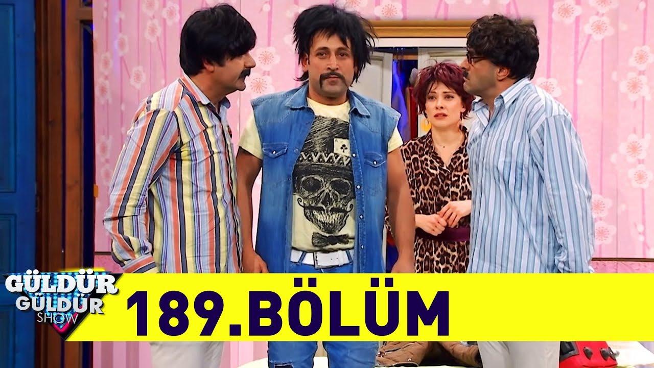 Güldür Güldür Show 189.Bölüm (Tek Parça Full HD)