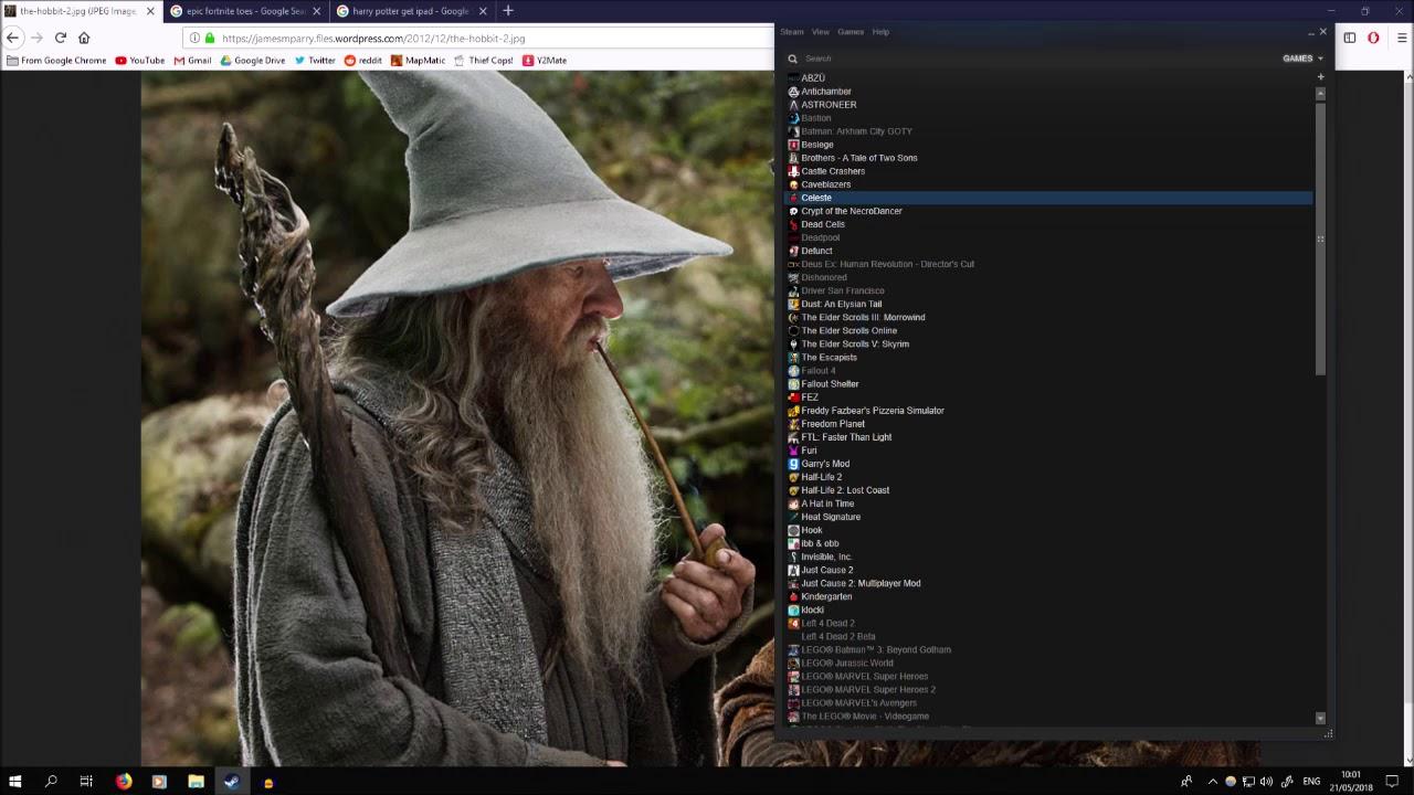 Gandalf Google Drive