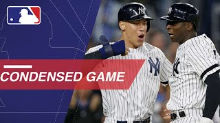 Condensed Game: AL WC 10/3/17