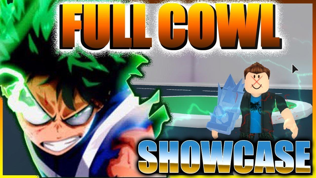 MHA: Plus Ultra - FULL COWLING SHOWCASE!