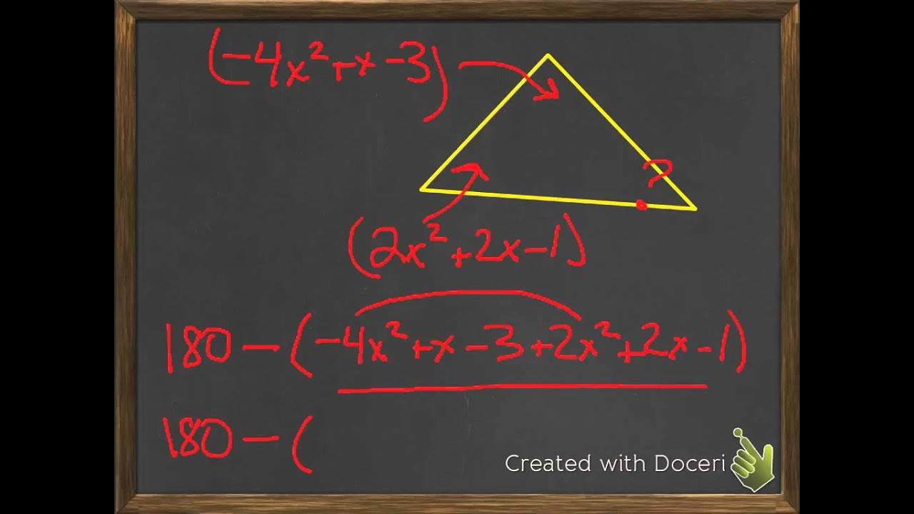 Geometric Applications - YouTube