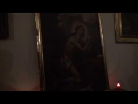 Via Crucis en el Monasterio de San Antonio el Real