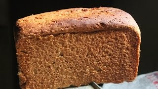 100% WHOLE WHEAT BREAD RECIPE - PURE WHEAT, DIET RECIPES