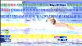 International Swim Meet 2007 in Japan: Women