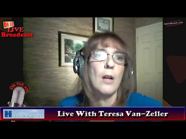 Live With Teresa Van-Zeller