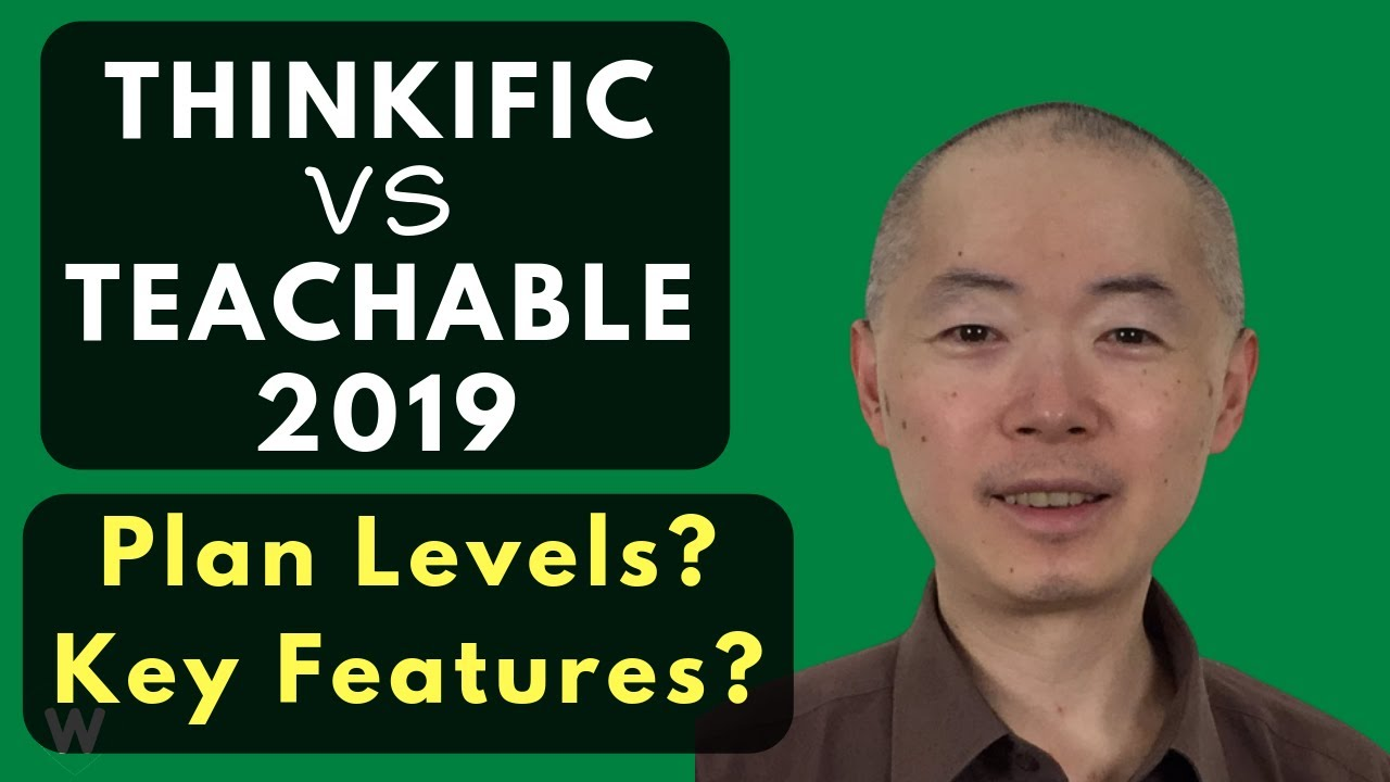 Thinkific vs Teachable (2019) - How They Compare on Key Features for Online Course Creators