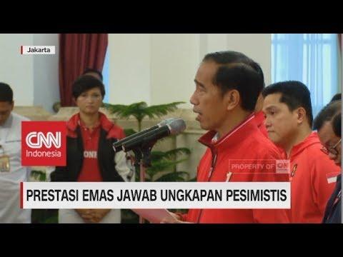 Atlet Indonesia Sempat Diremehkan, Presiden Jokowi Marah Disebut Karena Faktor Tuan Rumah