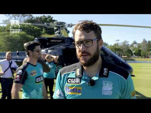 Dan Vettori Interview at the Heat CUA Launch