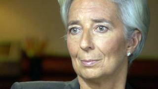 Christine Lagarde: Facing down worldwide recession