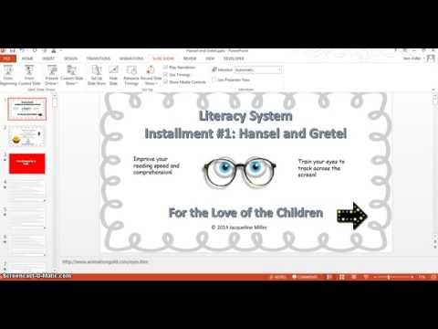 Interactive Literacy System: Fluency, Comprehension, and Test Prep