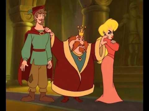 Король дроздобород советский мультфильм