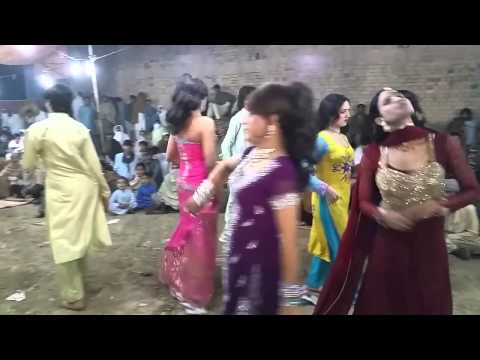 Bannu new dj video 2014
