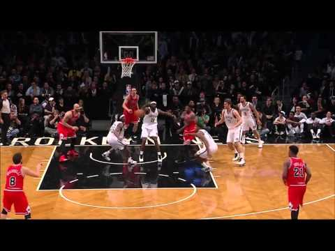 NBA Playoffs, 1st Round, game 7: Marco Belinelli @ Brooklyn Nets / May 4th, 2013