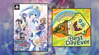 Neptunia vs. SpongeBob The Best History Day Ever ~ Superdimension SquarePants