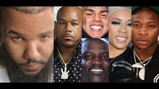 The Game Doesnt Own His Albums Wack 100 Took Them? Tekashi FT Akon 2020, Keyshia Cole OT Genesis,