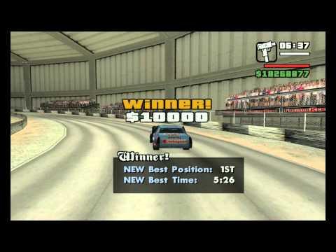 '8 TRACK' GTA San Andreas Ep42
