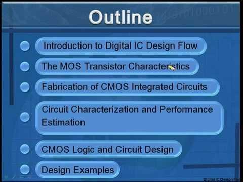 D044【線上課程】IC設計流程概論-數位篇 - YouTube