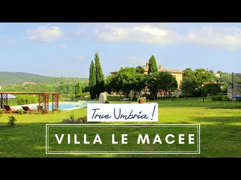 Splendid Villa in Umbria Italy - Vacation Rentals with private Pool