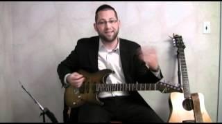 Pro Jewish Guitar - Ari Boiangiu Lesson 1