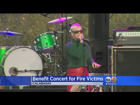 Benefit Concert For Fire Victims Mp3