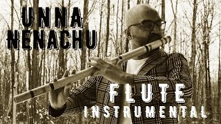Unna Nenachu (Flute Cover) by Flute Siva | Psycho | Ilaiyaraaja | Sid Sriram | Myssikin