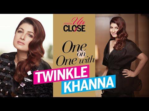 Rapid Fire With Twinkle Khanna | The Witty & Sassy Mrs. Funnybones Twinkle Khanna | Up Close| Femina