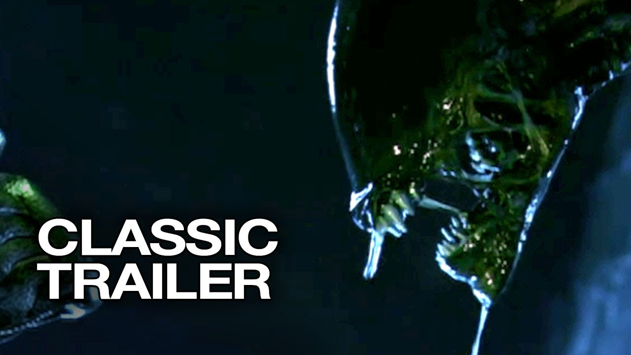 Avp Alien Vs Predator 2004 Official Trailer 1 Alien Movie Hd