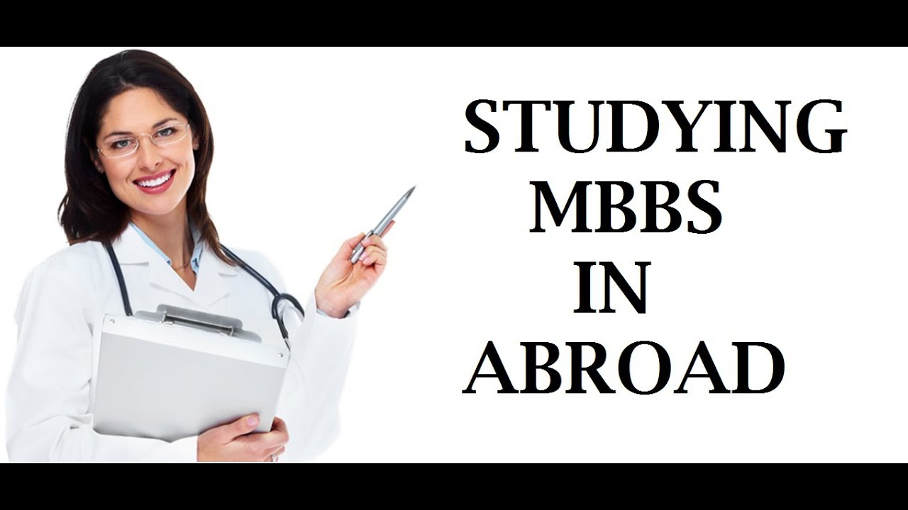 MBBS abroad - Do your own research