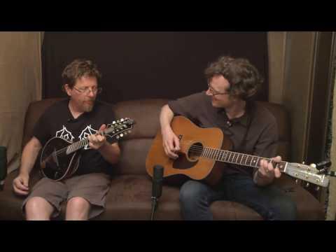 Michael Daves Interviews Tim O'Brien at RockyGrass 2016