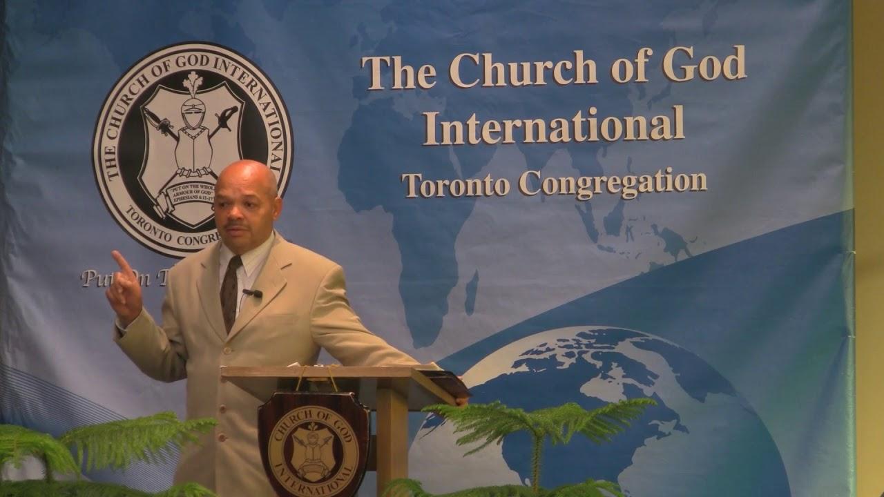Church of God International (CGI) Toronto, Canada