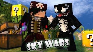Lucky Sky Wars - Feromonas e VenomExtreme xD